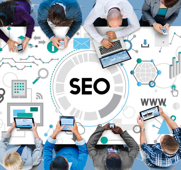 Tipos de SEO - SEO on Page y SEO off page