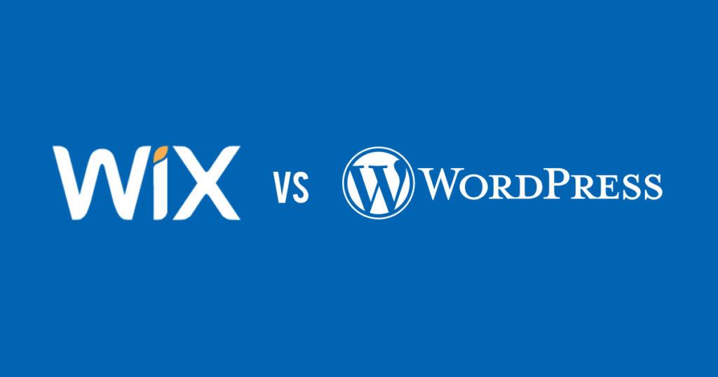 Wix vs WordPress: ¿Qué plataforma elegir en 2020?